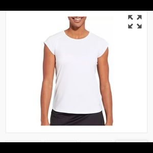 Prince Women's Match Perforated Tennis T-Shirt